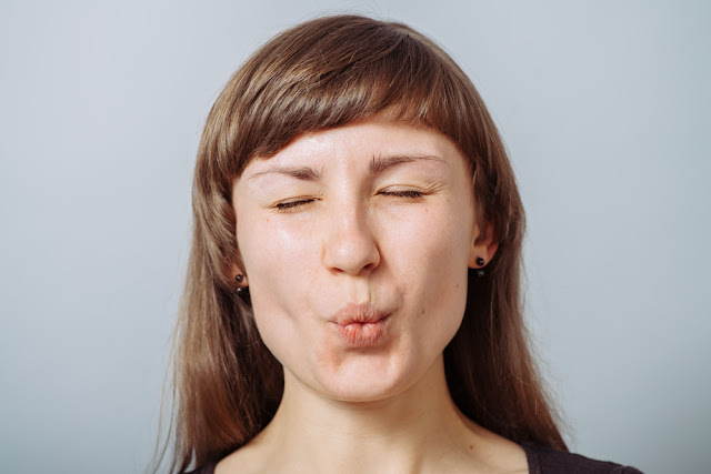 pulled your lips exercises to reduce fat from face