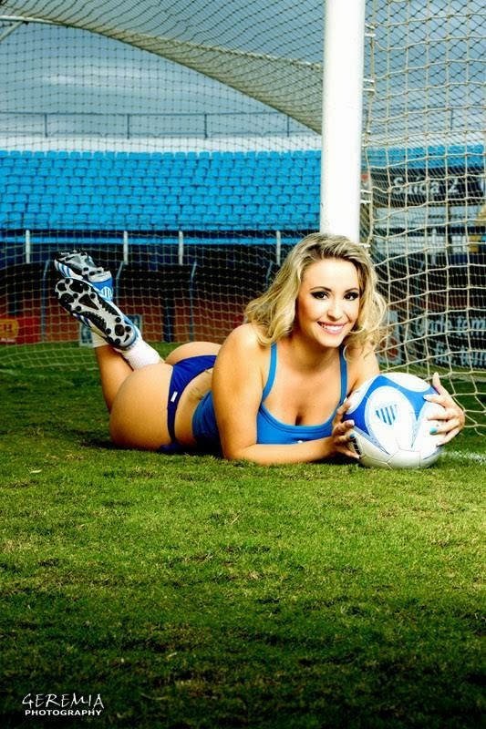 Musa do Avaí Futebol Clube, Luana Rodrigues