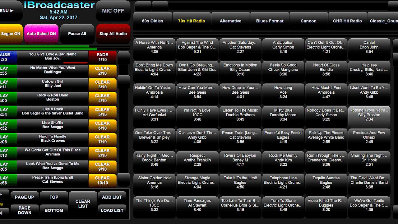 Internet Radio Broadcasting Software Free Download - Radio Choices
