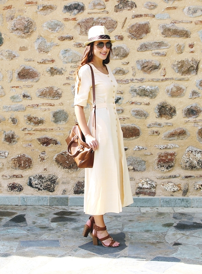 best linen dresses summer outfit ideas