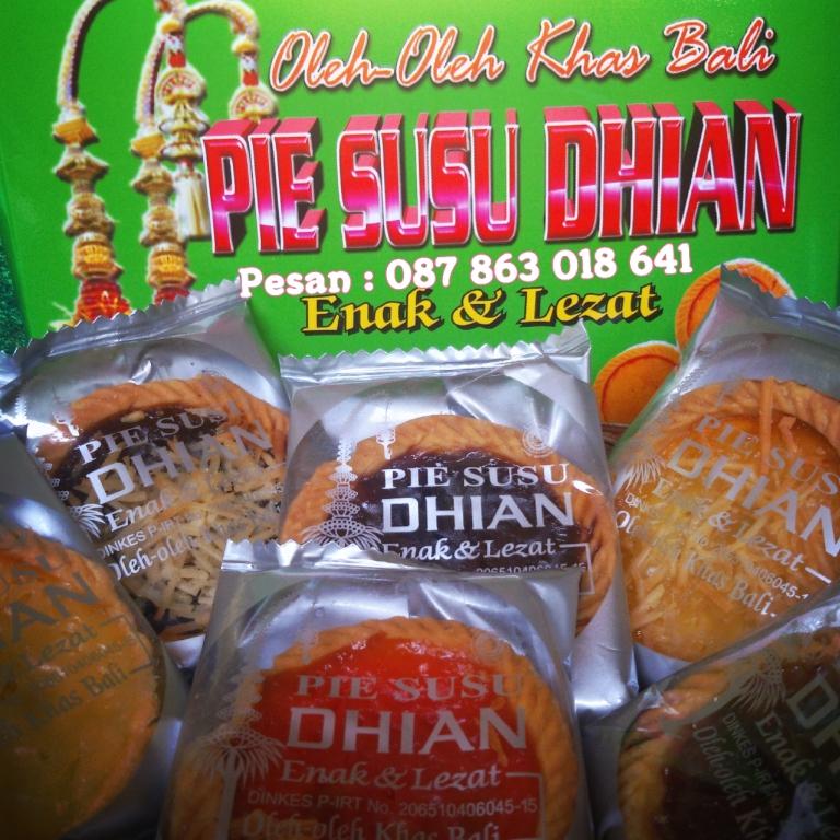 Pie Susu Dhian Jalan Nangka Denpasar