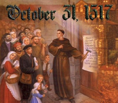 Image result for post of the 95 theses