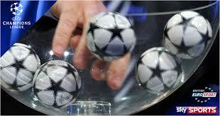 11:00 UEFA Champions League Draw 11:00 UEFA Champions League Draw 11:00 UEFA Champions League Draw