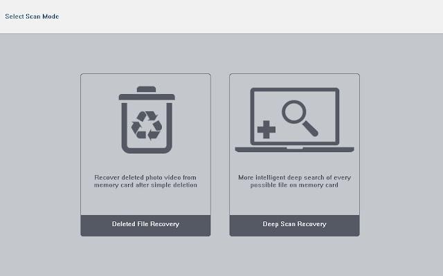 برنامج iCare SD Memory Card