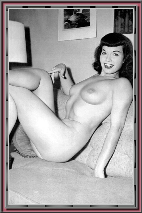 Doctor Ojiplatico. Bettie Page. Pin-Up