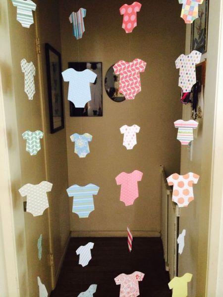baby shower fikirleri