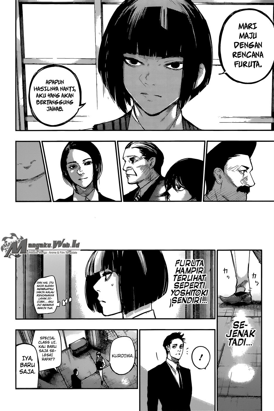 Tokyo Ghoul: Re Chapter 103-17