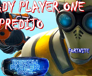 Fortnite - El futuro que ya predijo Ready Player One