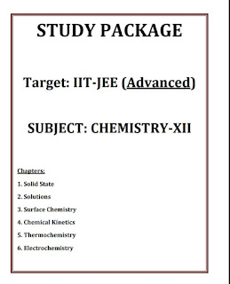 XII-Chemistry IIT JEE Advanced Book pdf