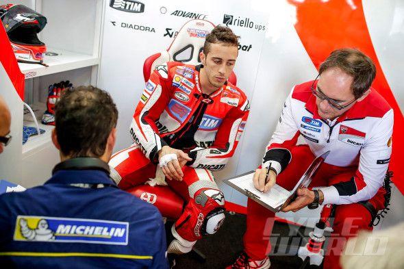 berita motogp Terungkap, Ini Alasan Ducati Memilih Dovizioso Daripada Iannone