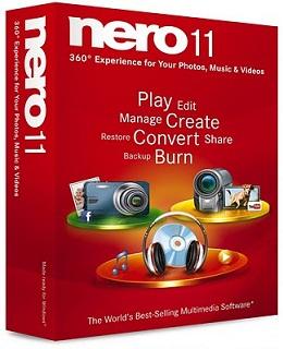 Download Nero Multimedia Suite 11 + Serial