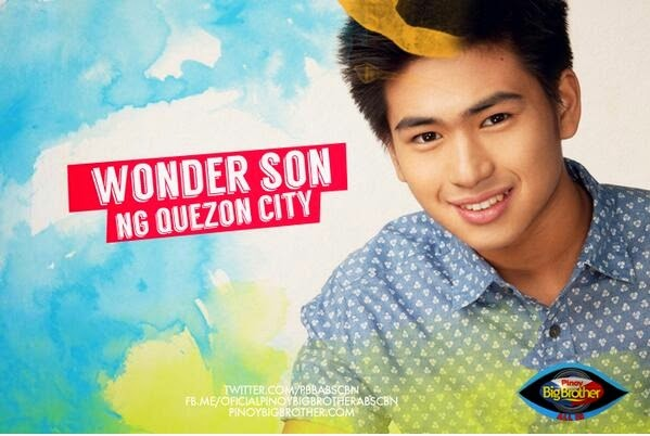 "PBB All In Housemates photos - Manolo Pedrosa ""Wonder Son"""