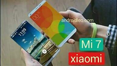 Xiaomi Mi7 feature, release date, price