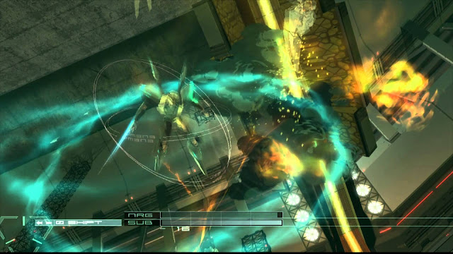Zone Of The Enders HD Collection - Xbox 360 - Multi5 - Captura 3