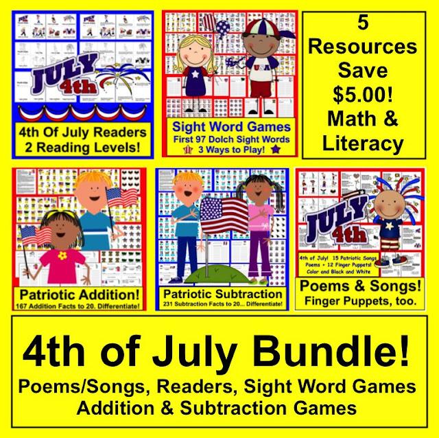 Learning Activities For Kids: Summer School & A FREEBIE! K/1 Summer ...