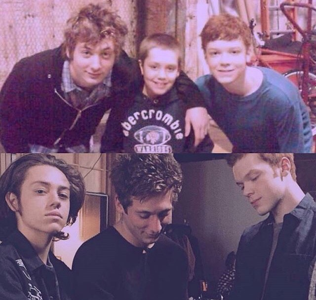 Evolución de los hermanos Gallagher de 'Shameless US'