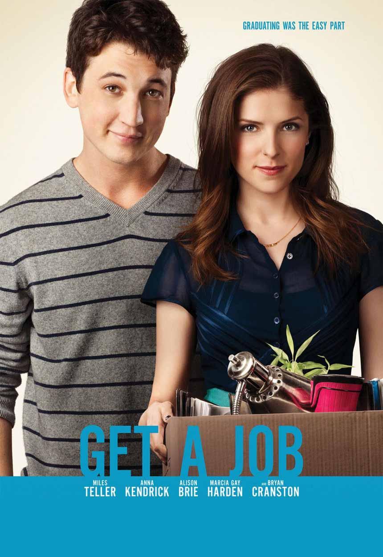 Get a Job Torrent – Blu-ray Rip 1080p Legendado (2016)