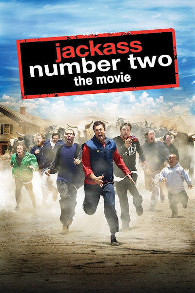 Jackass Number Two (2006) UnRated Dual Audio [Hindi-DD5.1] 720p HDRip ESubs Download