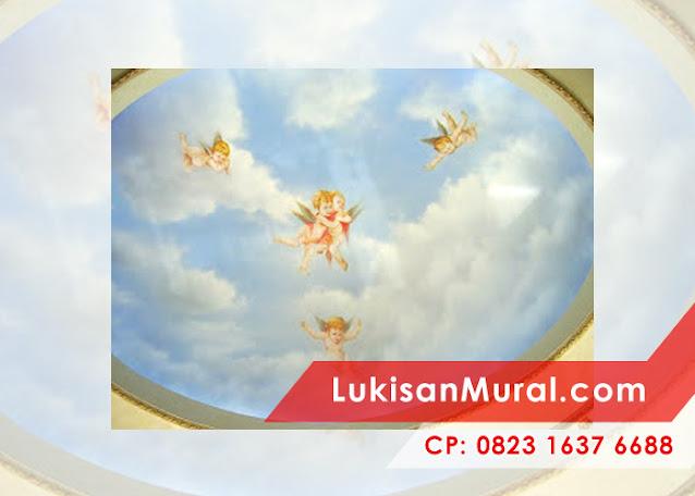 Lukisan awan terindah