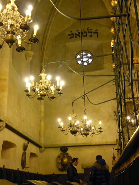 quartier juif à Prague