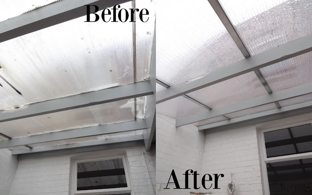 replacing the conservatory roof