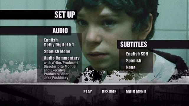 The Son of No One DVDR NTSC Descargar Español Latino ISO 2011