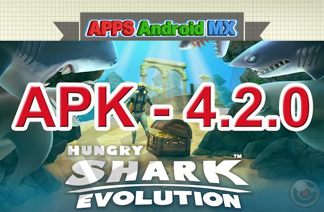Hungry Shark Evolution - APK MOD 4.0.2 (Monedas y gemas Ilimitadas)