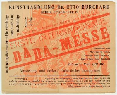 Berlin Expo Dada 1920