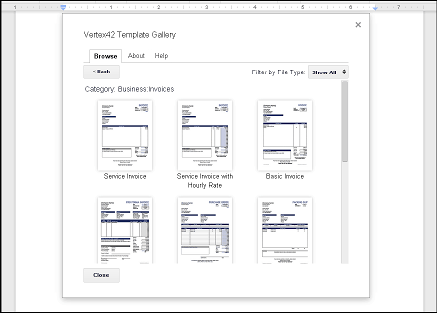 Professionally Designed Templates to Use in Google Docs and
