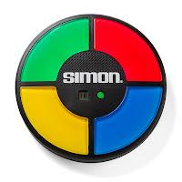 Juego mental Simon
