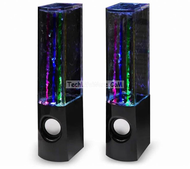 Aolyty Dancing Water Speakers