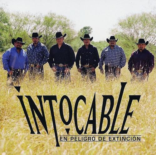 Intocable - En Peligro De Extincion (2013) (Album / Disco Oficial)