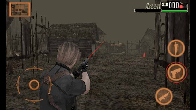 mod resident evil 4 unlimited ammo android
