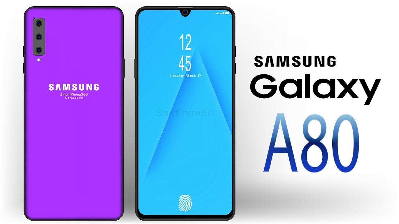 Samsung Galaxy A80 Review and Full Specifications | TechsamirBD