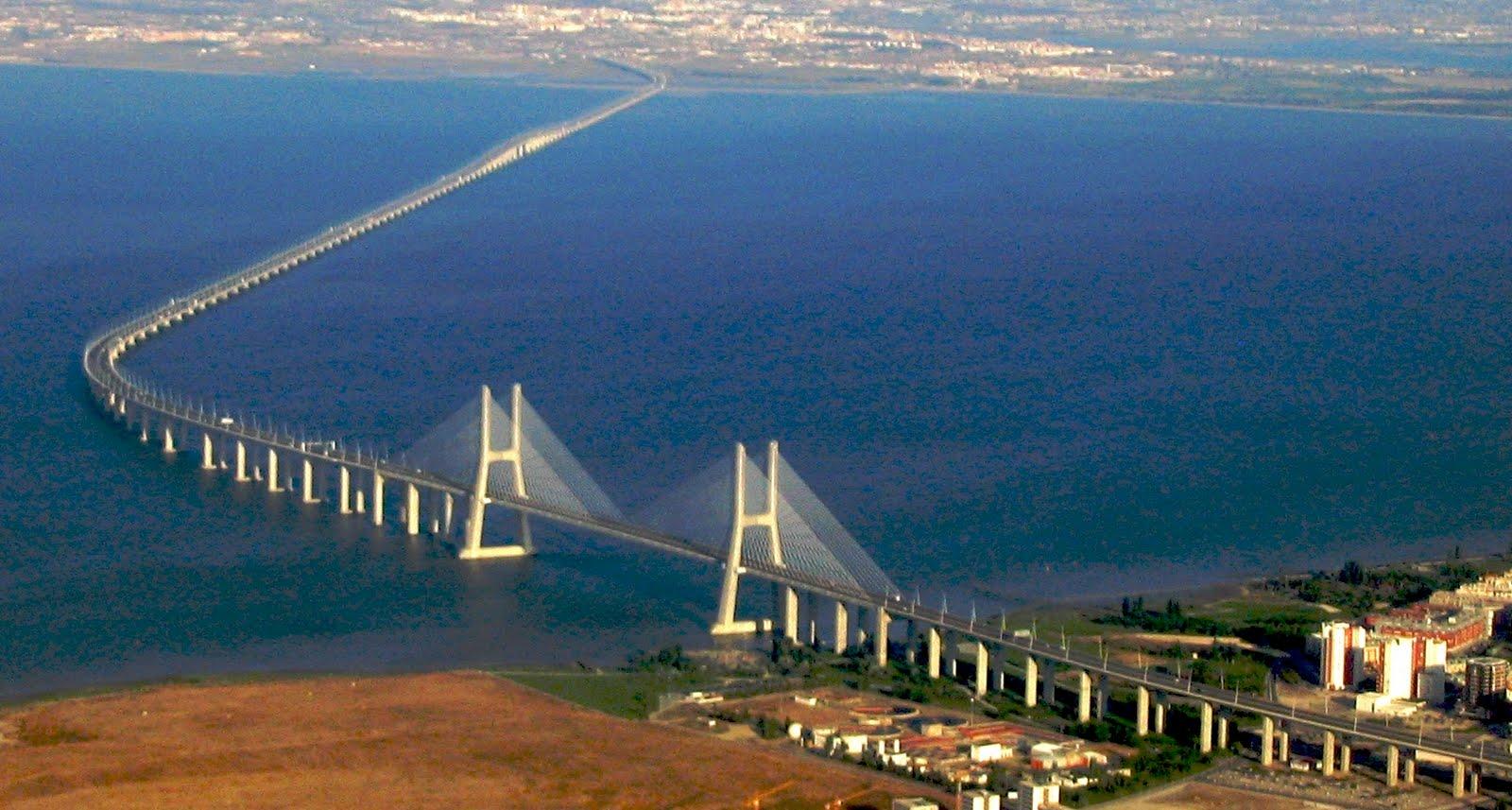 Fotos ponte vasco da gama portugal