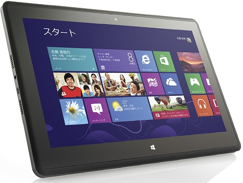 LuvPad WN1100 - Tablet OS Windows 8 dengan Prosesor AMD Z60