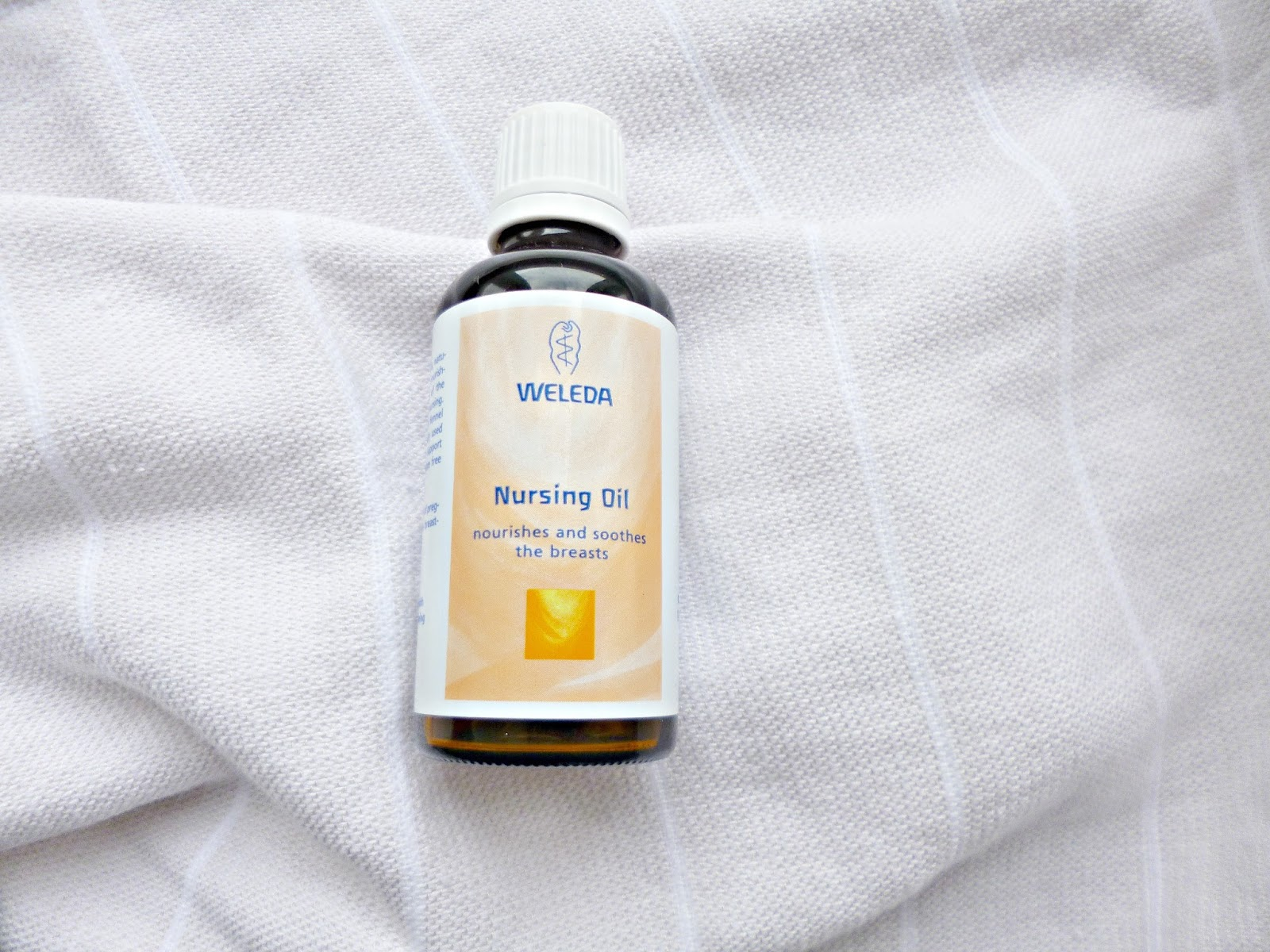 Weleda nursing oil review