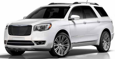 2017 Chrysler Aspen Release Date, Price