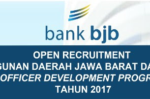 Open Recruitment Bank BJB