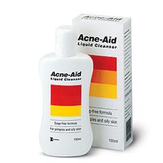 โฟมล้างหน้าสำหรับผู้ชาย Acne Aid