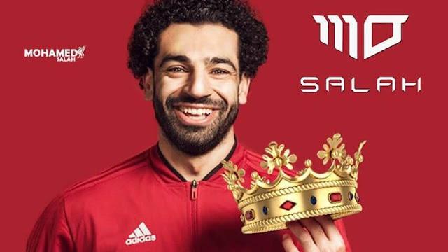 Mo Salah Start Screen PES 2017