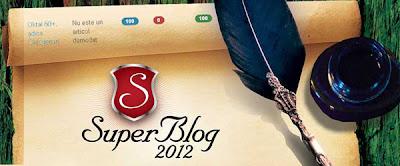 Castigator etapa #14 SuperBlog