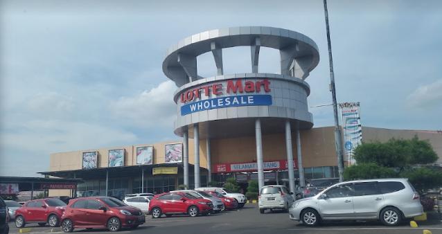 Lowongan Kerja Facility Lotte Mart Serpong Tangerang