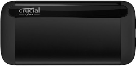 Crucial X8 Portable SSD 2 TB