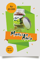 Manisan Amla 85 gr