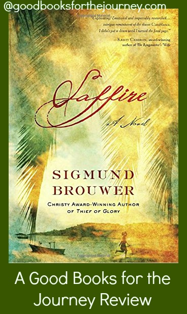Review of Saffire by Sigmund Brouwer
