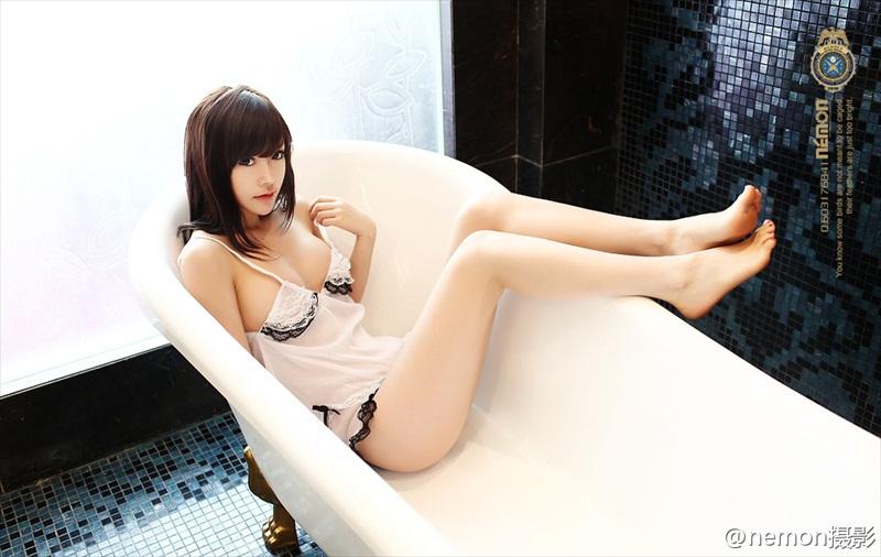 Không cưỡng nổi hot girl Hàn Tử Huyên