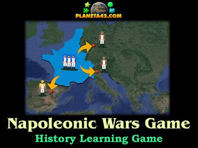 Napoleonic Wars Game