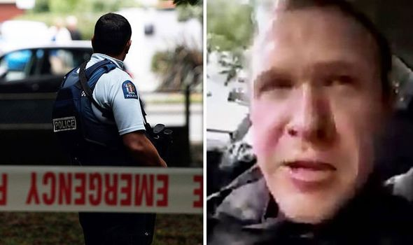 terror attack on New Zealand mosques