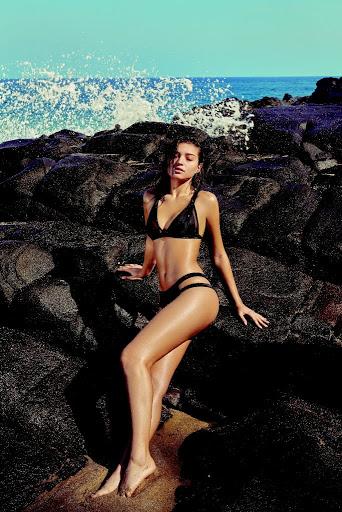 Daniela Lopez Osorio sexy bikini swimwear photo shoot for Maxim Magazine Colombia